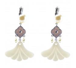 Boucles d'oreilles Perline